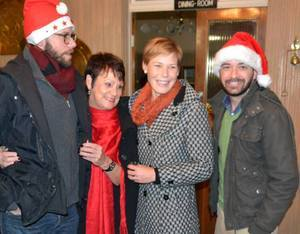 Christmas in Winter at the Kestell Hotel